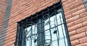 Виды решеток на окна, как выбрать