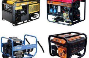 Какой электрогенератор выбрать — бензиновый или дизельный