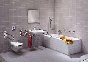 Требования к обустройству ванной комнаты для инвалидов