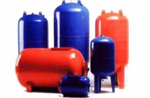 Расширительные баки и гидроаккумуляторы в системе отопления и водоснабжения