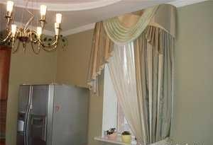 Особенности декорирования окна