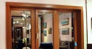 Плюсы деревянных окон