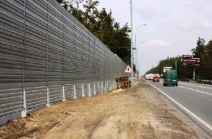 Шумопоглощающий забор своими руками
