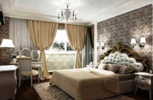 Стильная спальня для вашего дома