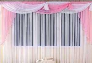 Как подобрать тюль и шторы к обоям