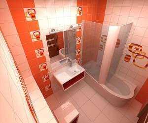 Дизайн, фото и цены ремонта ванной комнаты в хрущевке