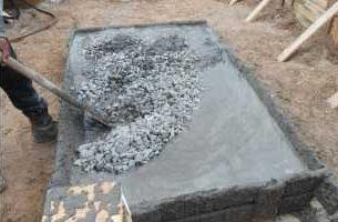 Какая марка бетона нужна для фундамента