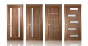 Главные особенности межкомнатных дверей