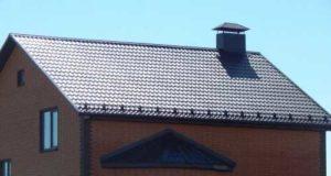 Крыша из металлочерепицы: плюсы и минусы