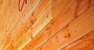 Вагонка - строительный материал