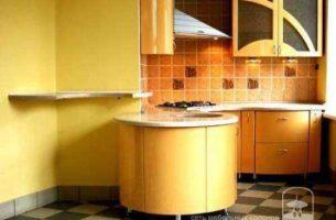 Уникальная кухня – дизайн фото, которого действительно впечатляет