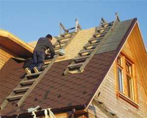 Основные советы как сделать двухскатную крышу