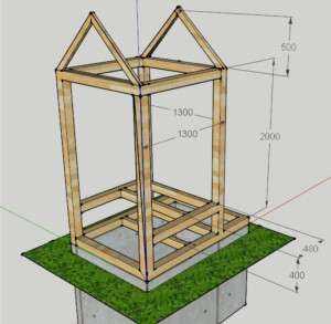 Инструкция, как самому построить туалет на даче