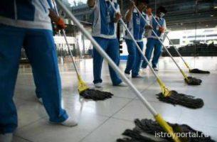 Почему так важна уборка офиса и дома