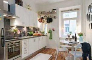 Какой должна быть кухня в квартире