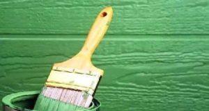 Основные виды красок для фасадов и наружных работ