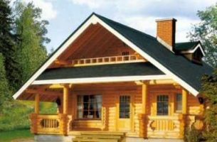 Уютные и экологические дома из клееного бруса