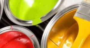 Какие бывают виды красок