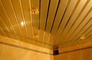 Реечные потолки и их преимущества
