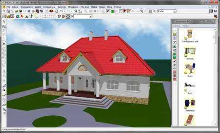 Обзор программ для проектирования крыши и кровли