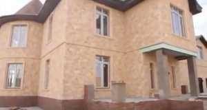 Отделка фасадов дома термопанелью и варианты отделки