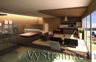 Отделка квартиры в стиле лофт