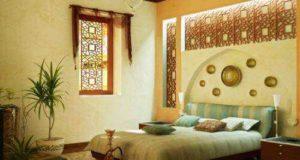 Оформление помещения в индийском стиле