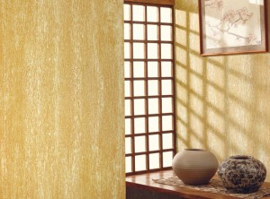 Декоративная штукатурка короед – модно, красиво, выгодно