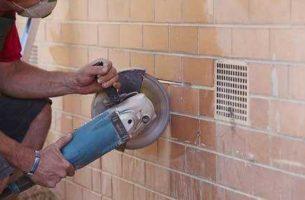 Как сделать штробление стен под электропроводку