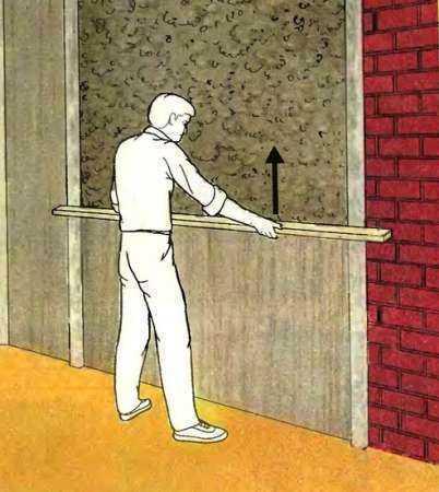 Штукатурка стен по маякам, советы бывалых