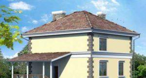 Виды крыш для двухэтажных домов