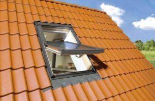 Виды окон для крыши мансарды