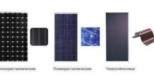 Виды солнечных батарей для крыши и процесс монтажа