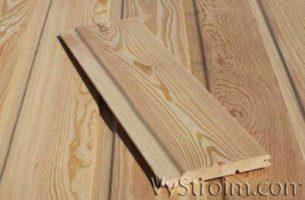 Характеристики и сфера применения деревянной вагонки