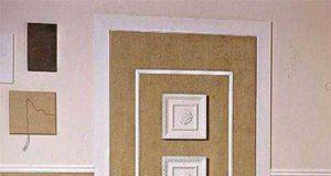 Как обновить старые межкомнатные двери как новые