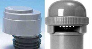 Как поставить воздушный канализационный клапан