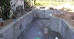 Как сделать бассейн на даче: фото + видео