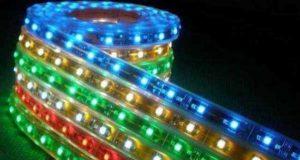 Как подключить светодиодную ленту с инструкциями