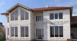 Дома из газосиликатных (газобетонных) блоков: особенности строительства