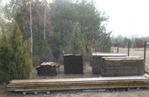 Как сделать деревянный забор: пошаговая инструкция + фото