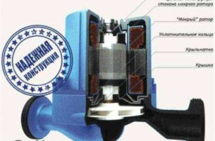 Выбор циркуляционного насоса для системы отопления