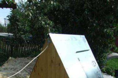 Как выкопать колодец на даче, возле дома с фото