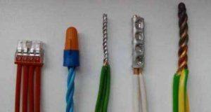 Как соединять провода, способы соединения