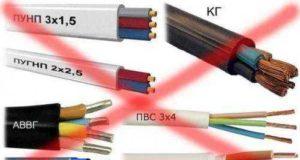 Как проложить кабель в земле