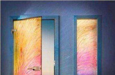 Межкомнатные двери из стекла выбрать
