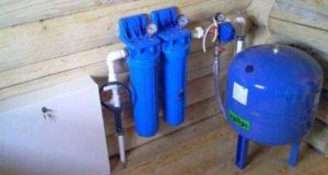 Как подключить гидроаккумулятор в систему водоснабжения