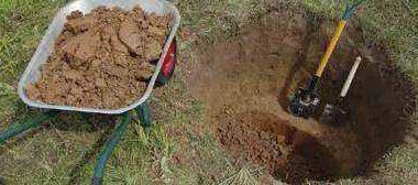 В какое время лучше копать колодец?