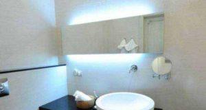 Как выбрать светильники для ванны