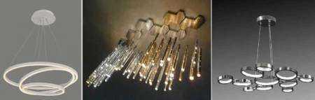 Как выбрать люстру со светодиодами