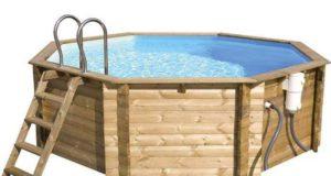 Как сделать бассейн на даче своими руками из подручных материалов